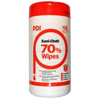Isopropyl Alcohol Wipes (Box Of 125)